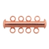 Tube Clasp With 4-strands Copper